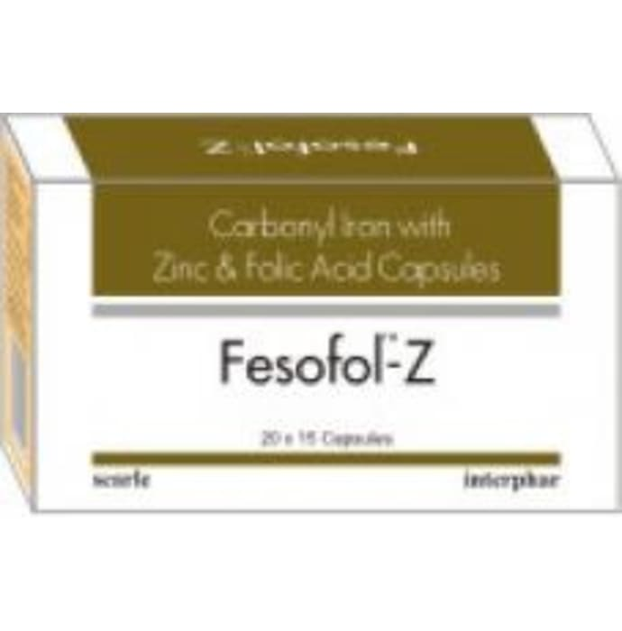 Fesofol-Z Capsule