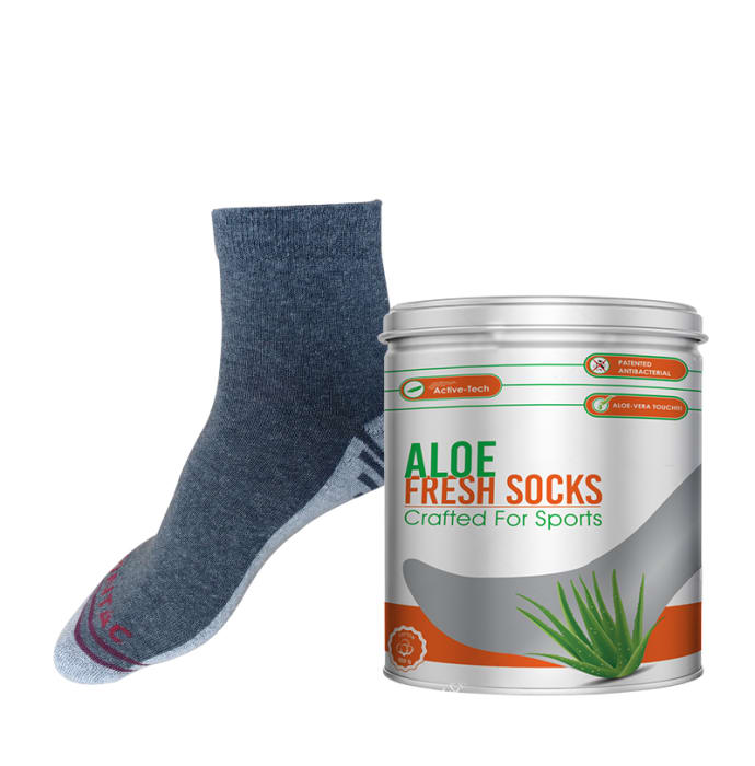 Montac Lifestyle Aloe Fresh Socks for Sport