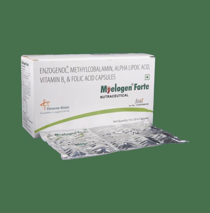 Myelogen Forte Capsule