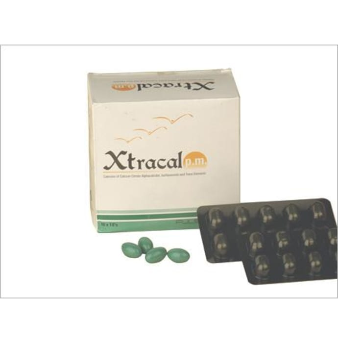 Xtracal PM Tablet