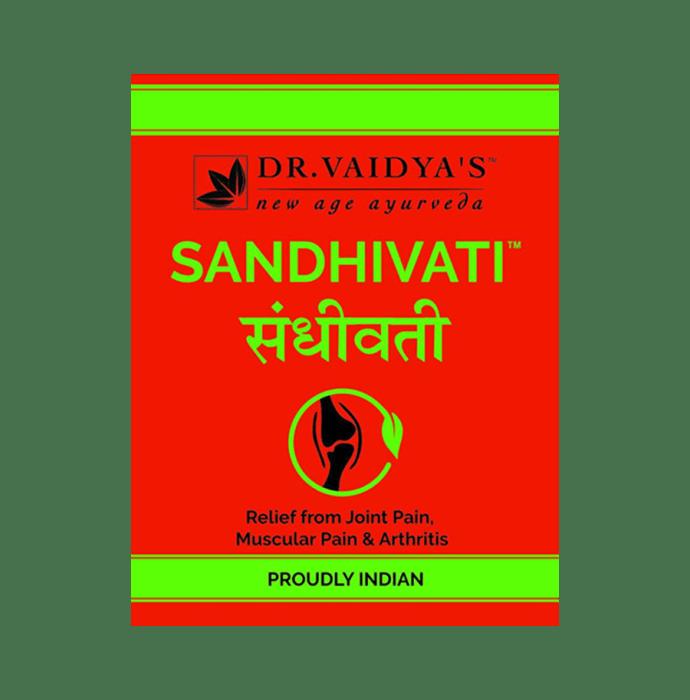 Dr. Vaidya's Sandhivati Pills Pack of 4