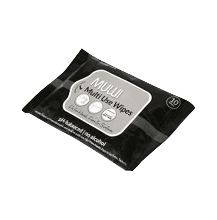 Sirona Multi-Use Wet Wipes Pack of 3