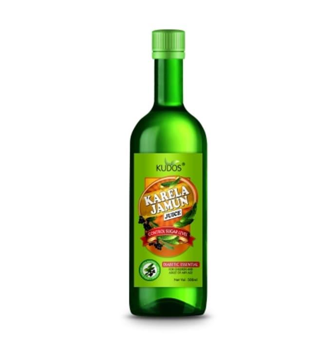 Kudos Karela Jamun Juice