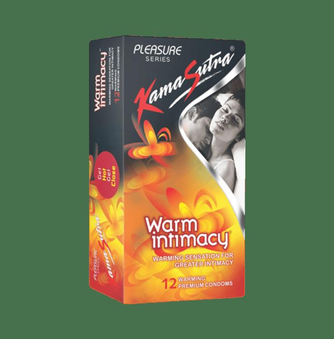 Kamasutra Warm Intimacy Condom