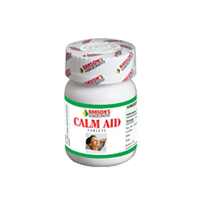 Bakson's Calm Aid Tablet