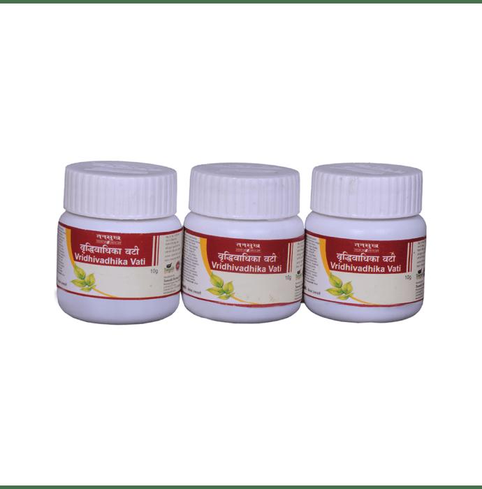 Tansukh Vriddhivadhika Vati Pack of 3