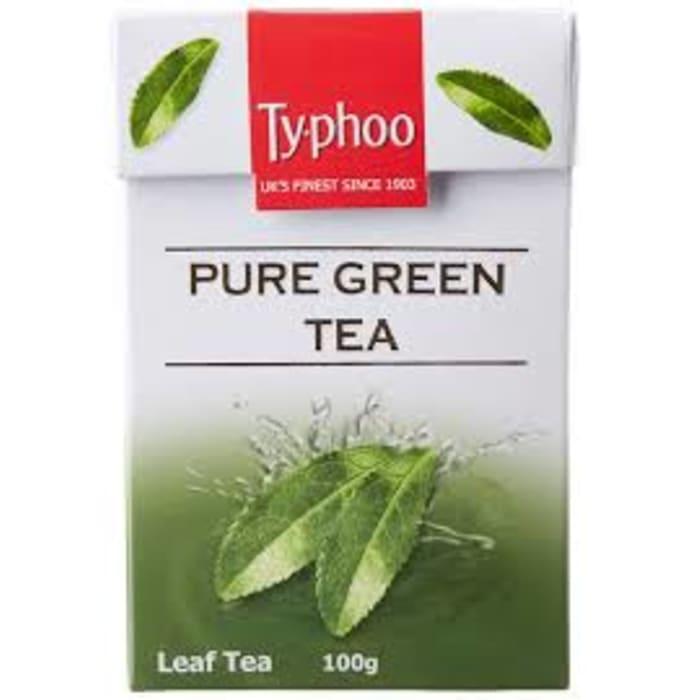 Typhoo Pure Green Tea