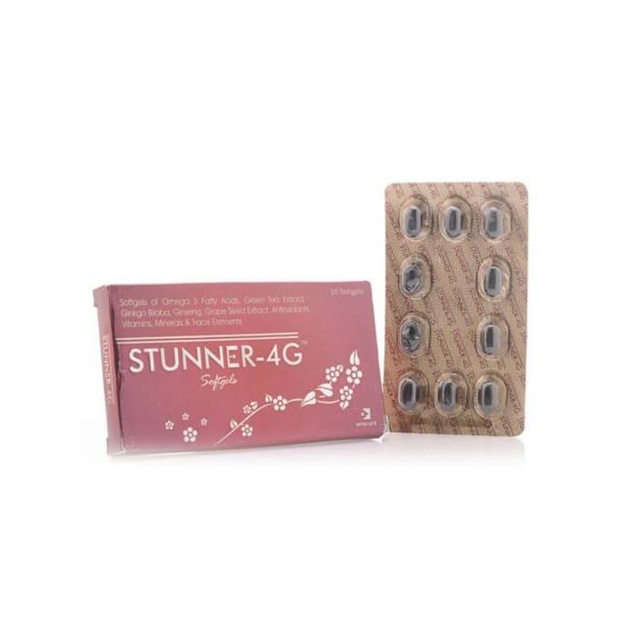 Stunner-4G Softgel Capsule