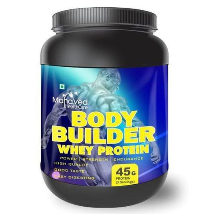 MahaVed Body Builder Whey Protein