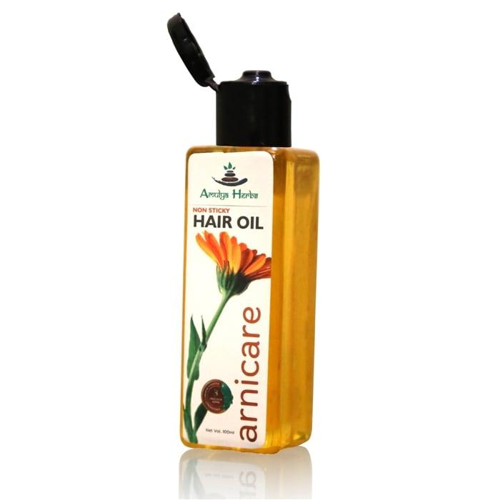 Amulya Arnicare Non Sticky Hair Oil