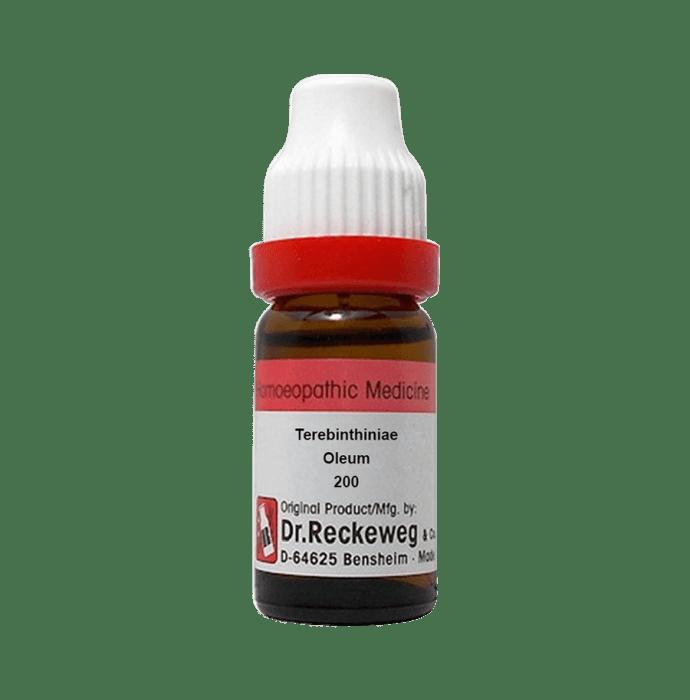 Dr. Reckeweg Terebinthiniae Oleum Dilution 200 CH
