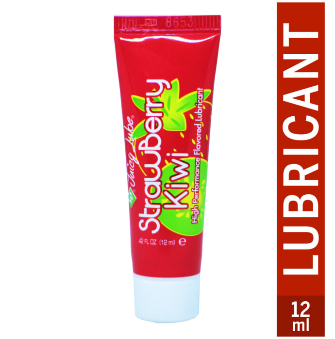 ID Juicy Lube Waterbased Lubricant Strawberry Kiwi