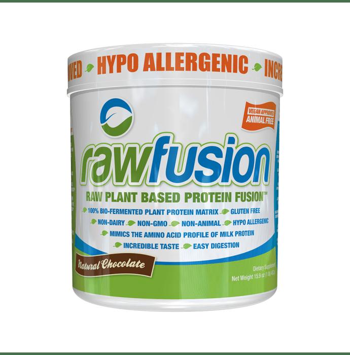SAN Rawfusion Powder Natural Chocolate