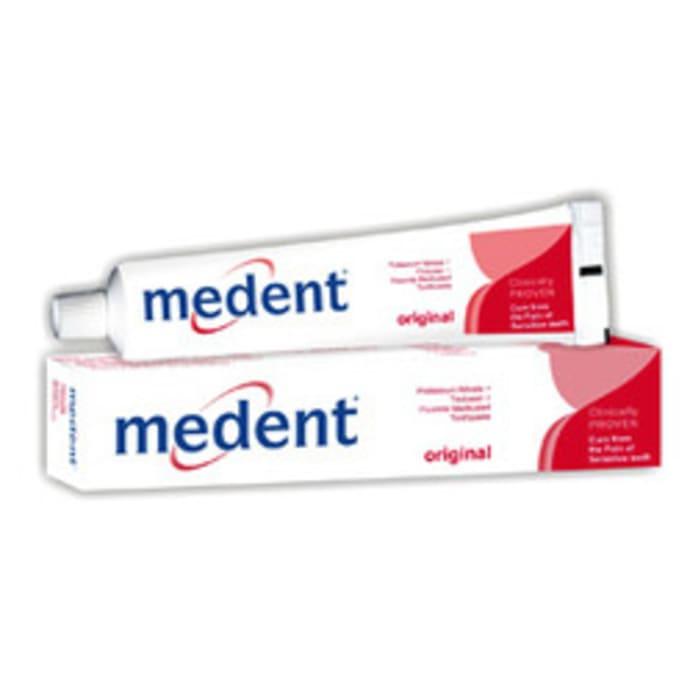 Medent Toothpaste