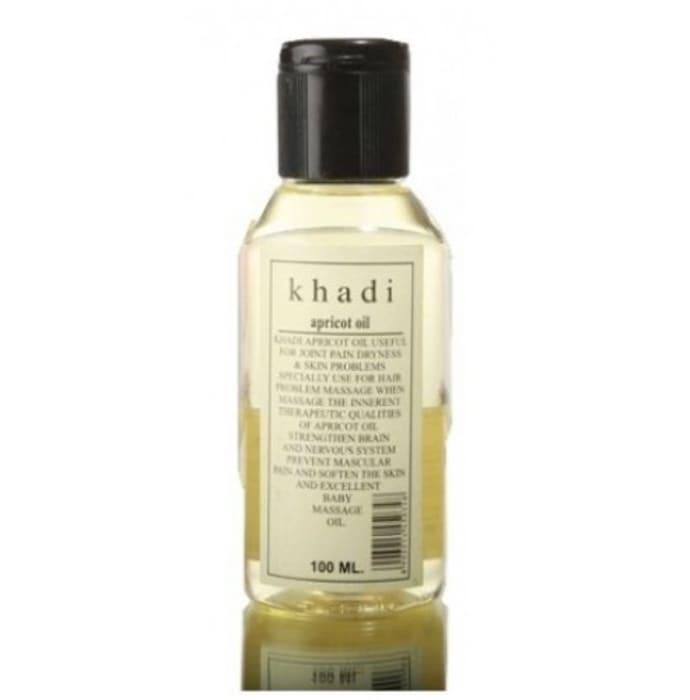 Khadi Herbal Apricot Oil