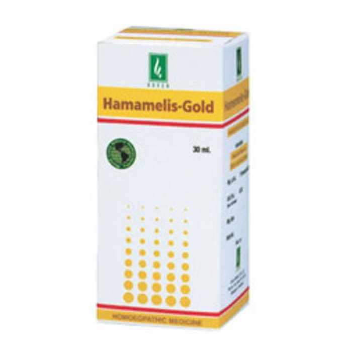 Adven Hamamelis-Gold Drop