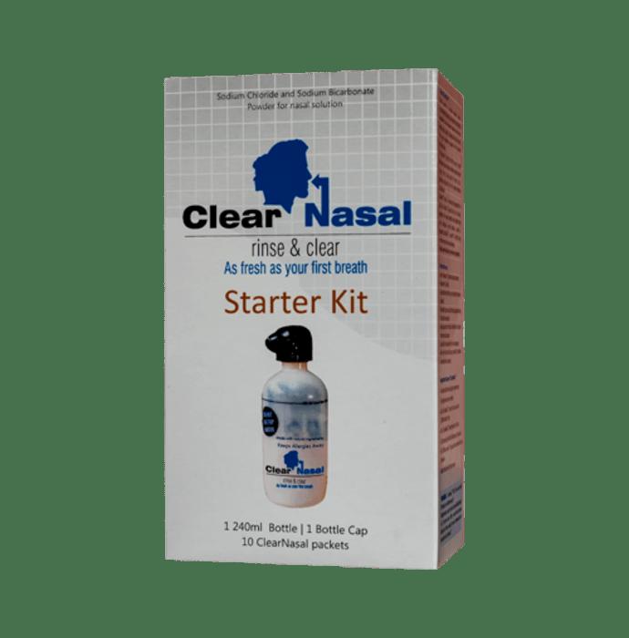 Clear Nasal Starter Kit