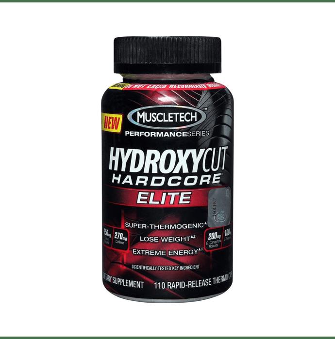 Muscletech Hydroxycut Hardcore Next Gen Capsule