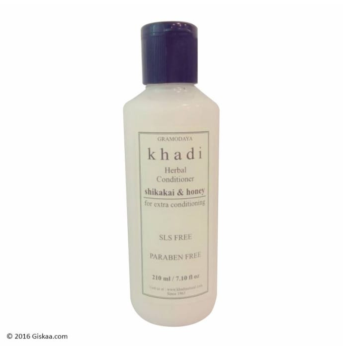 Khadi Herbal Shikakai & Honey Hair Conditioner SLS & Paraben Free
