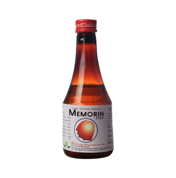 Memorin Syrup Pack of 2