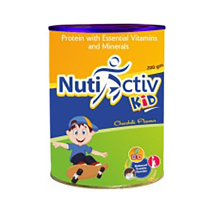 Nuti-Active Kid Powder Chocolate