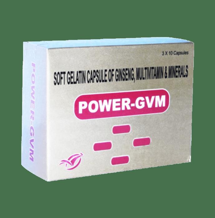 Power -GVM Capsule