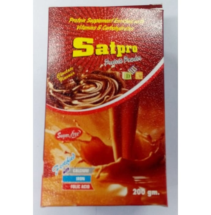 Satpro Powder Chocolate