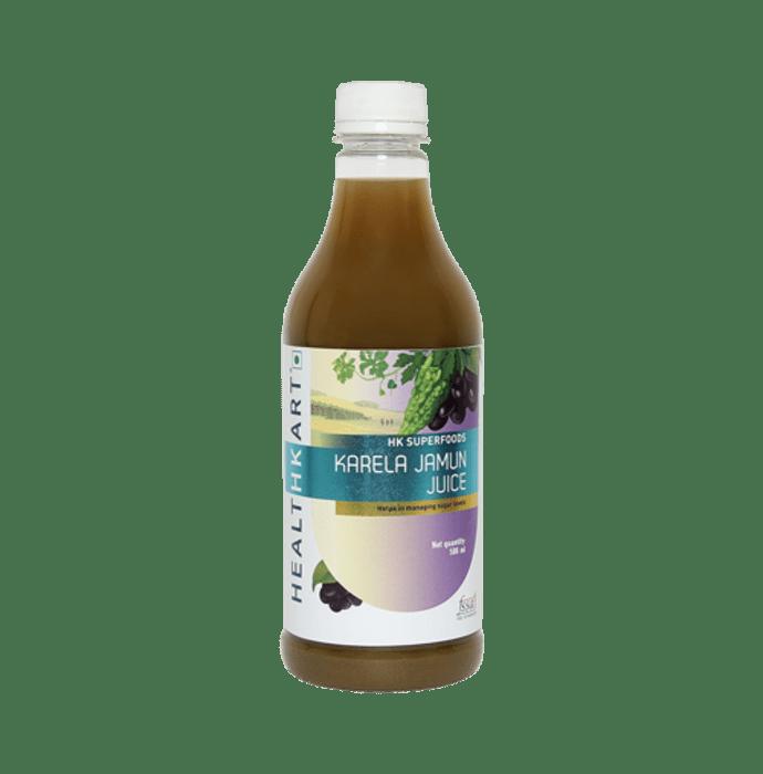 HealthKart Karela Jamun Juice