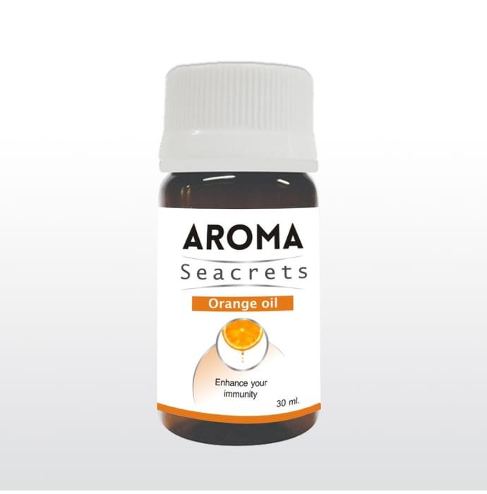 Aroma Seacrets Orange Oil