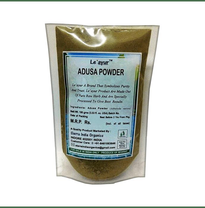 Le' ayur Adusa Powder