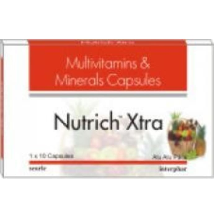 Nutrich Xtra Capsule
