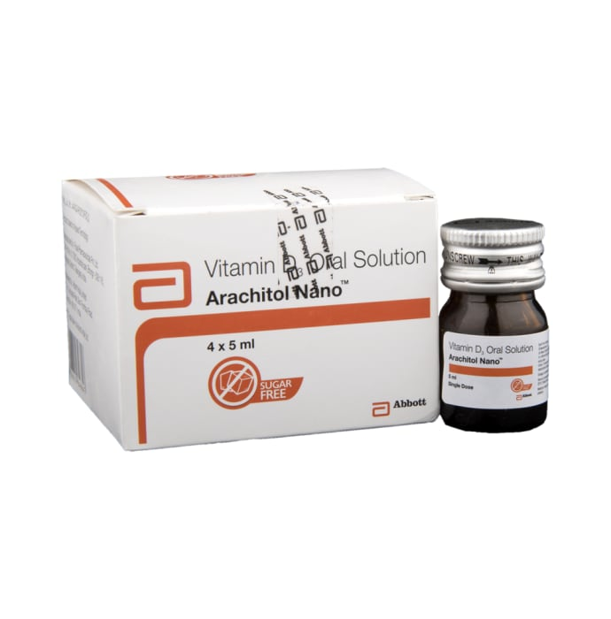 Arachitol Nano Oral Solution 5ml