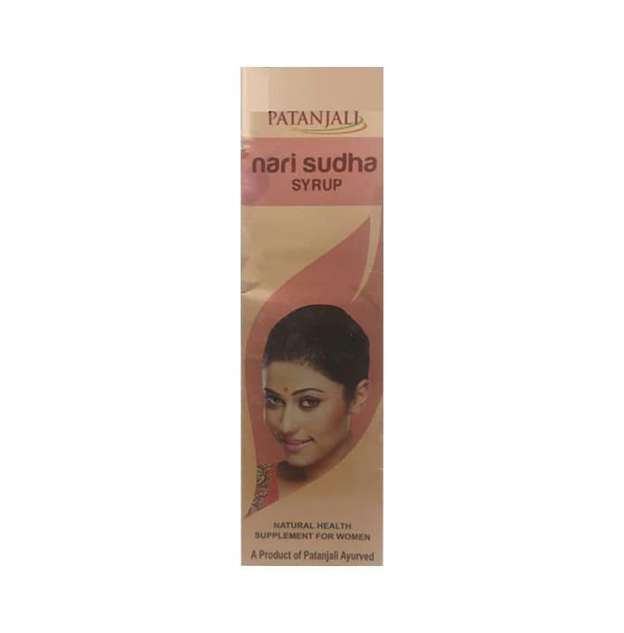 Patanjali Ayurveda Nari Sudha Syrup Pack of 5