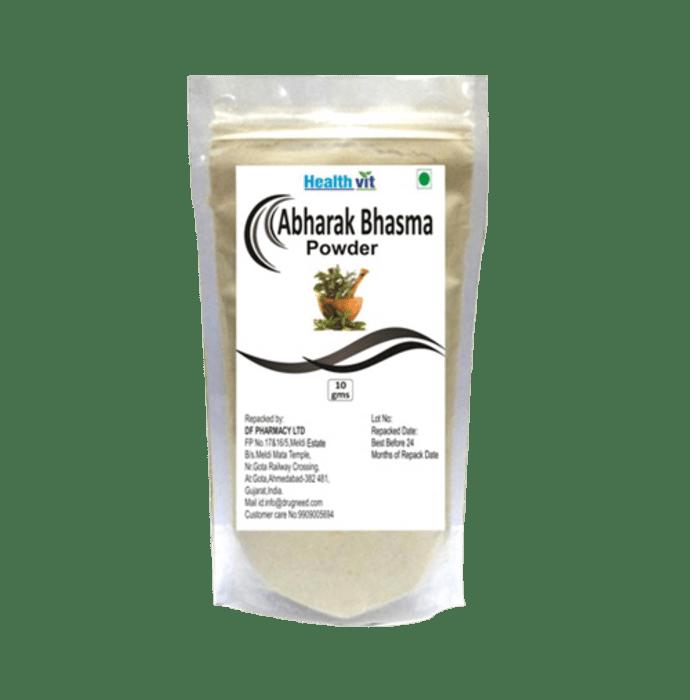 HealthVit Abharak Bhasm Powder