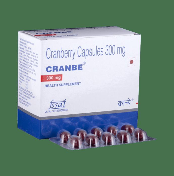 Cranbe Soft Gelatin Capsule