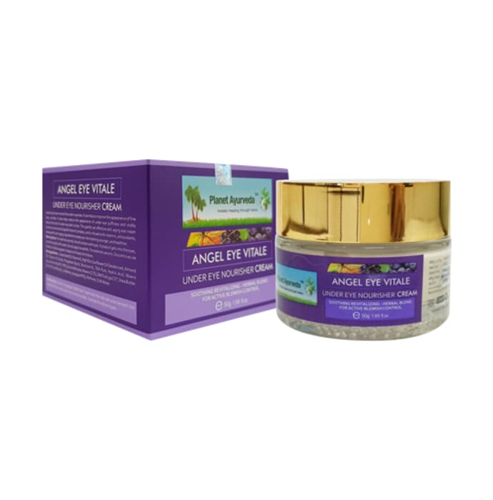 Planet Ayurveda Angel Eye Vitale Cream