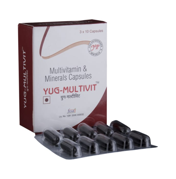 Yug Multivit Capsule