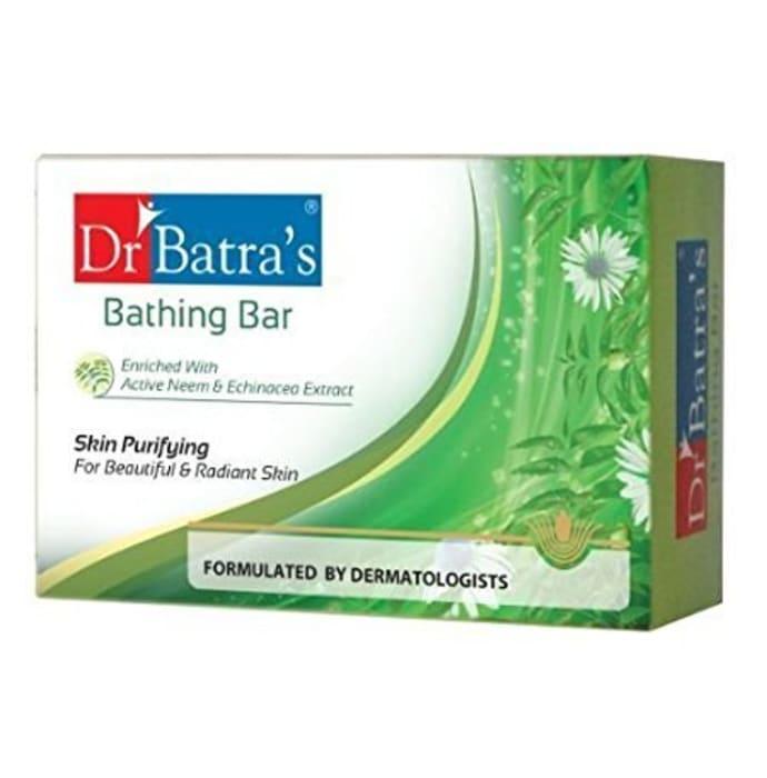 Dr Batra's Bathing Bar-Skin Purifying Pack of 2