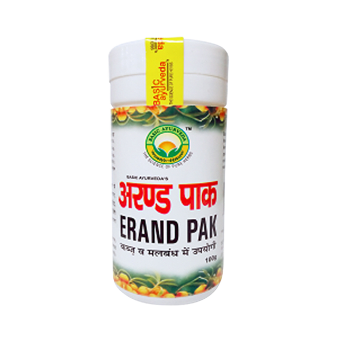Basic Ayurveda Erand Pak Pack of 2