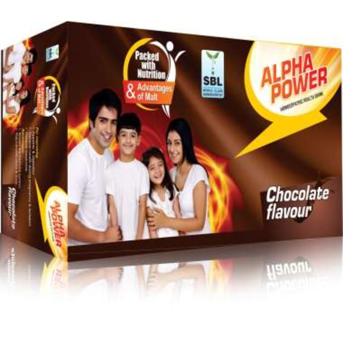 SBL Alpha Power Chocolate Flavour