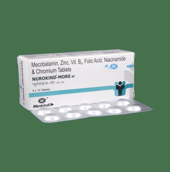 Nurokind -More  Tablet
