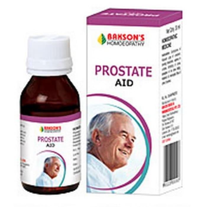 Bakson's Prostate Aid Drop