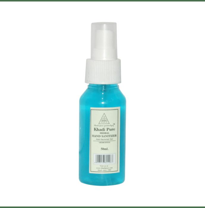 Khadi Pure Herbal Hand Sanitizer Pack of 2