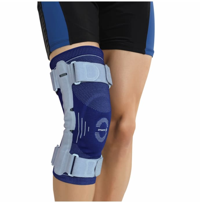 Genugrip HB Hinged Knee Brace L Right