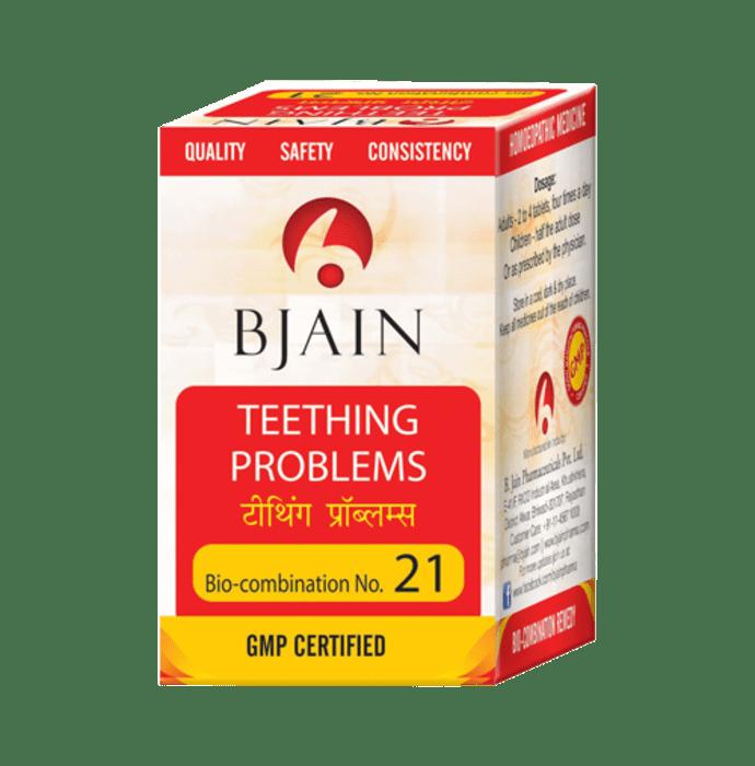 Bjain Bio-Combination No. 21 Tablet
