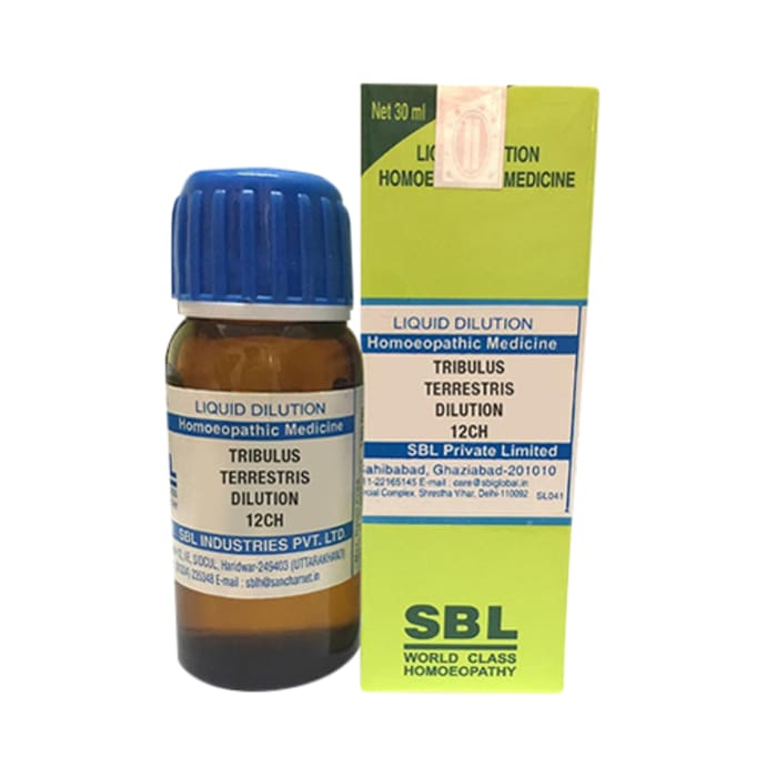 SBL Tribulus Terrestris Dilution 12 CH