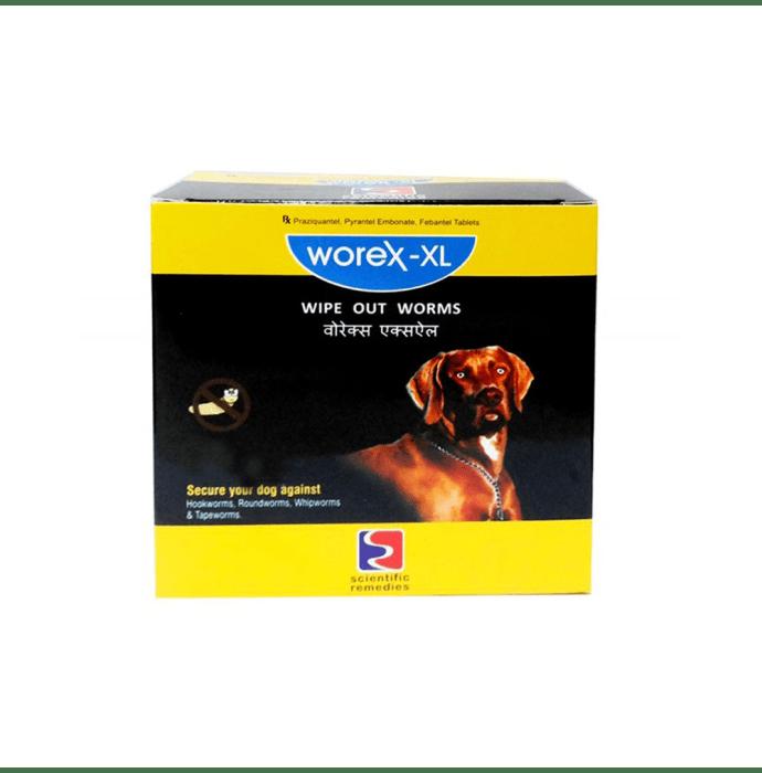 Beaphar Worex XL Deworming Tablet