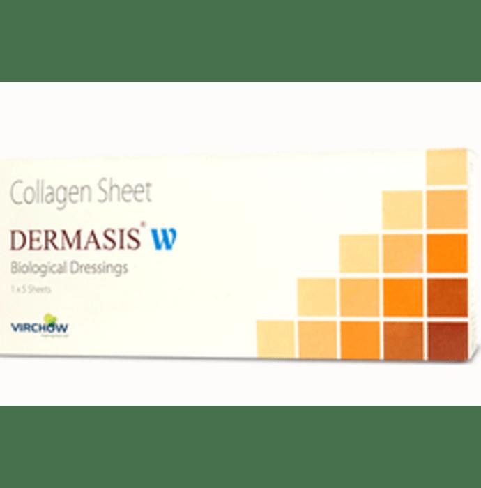 Dermasis w sheet: buy dermasis w sheet 5 sheets pack online at best ...