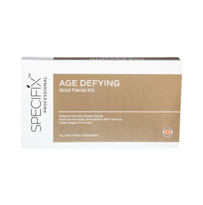 VLCC Specifix Professional Age Defying Gold Kit