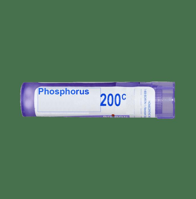 Boiron Phosphorus Multi Dose Approx 80 Pellets 200 CH